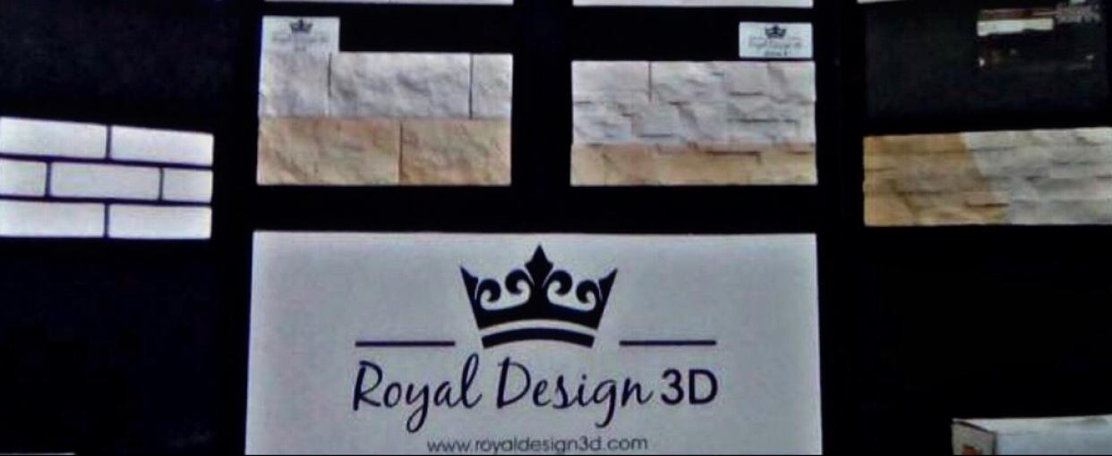Prodotti Royal Design 3D: ricerca e passione dalla progettazione alla realizzazione