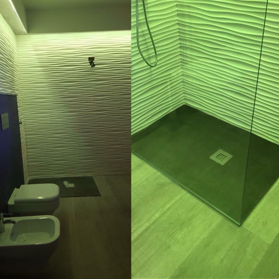 Royal Design 3D - Pietra ecologica per il bagno