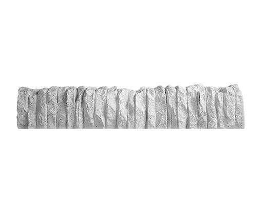 Royal Design 3d | Cordolo Retto Split | pietra rivestimento, pietra ecologica, rivestimenti 3d | Foto 2
